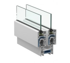 Окна на балкон или лоджию SUNLINE